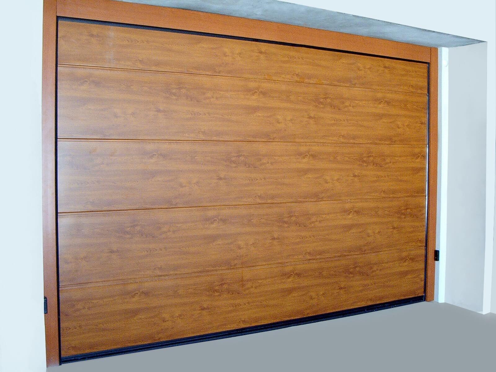 Porta sezionale CPS RL42