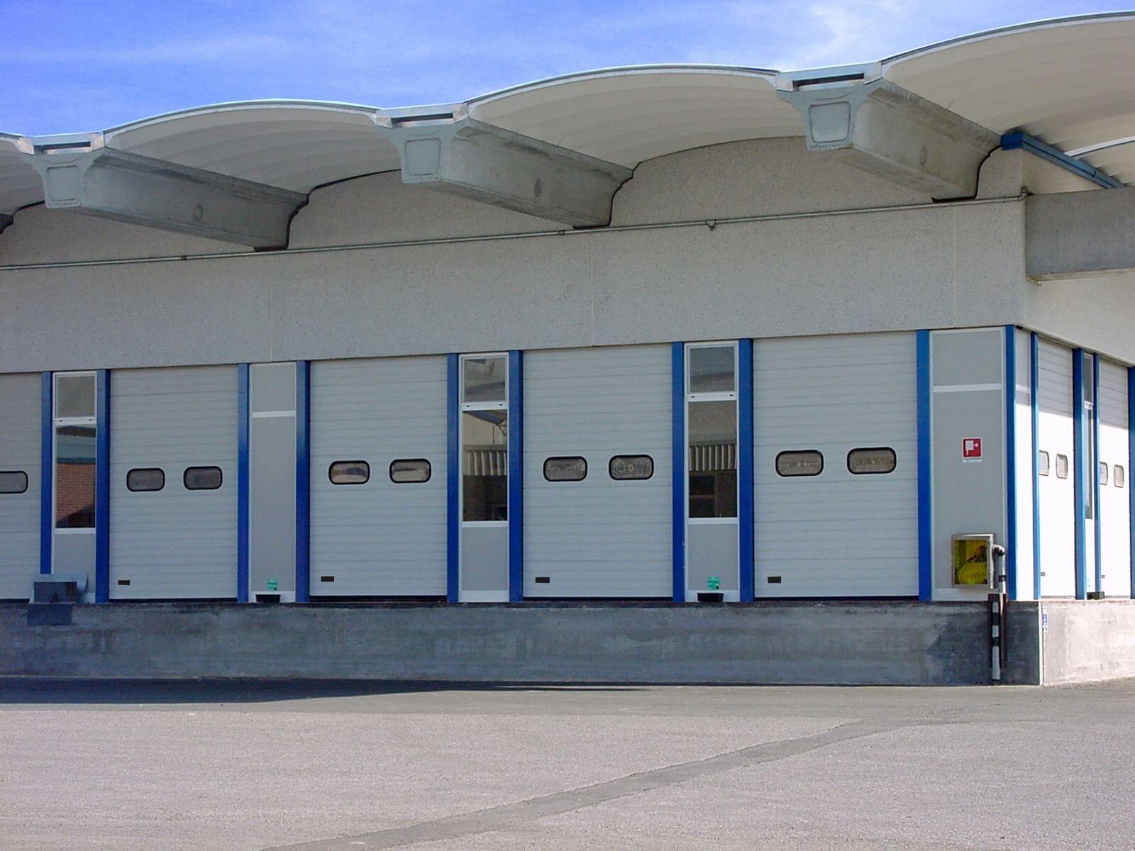Porta sezionale CRG IL42