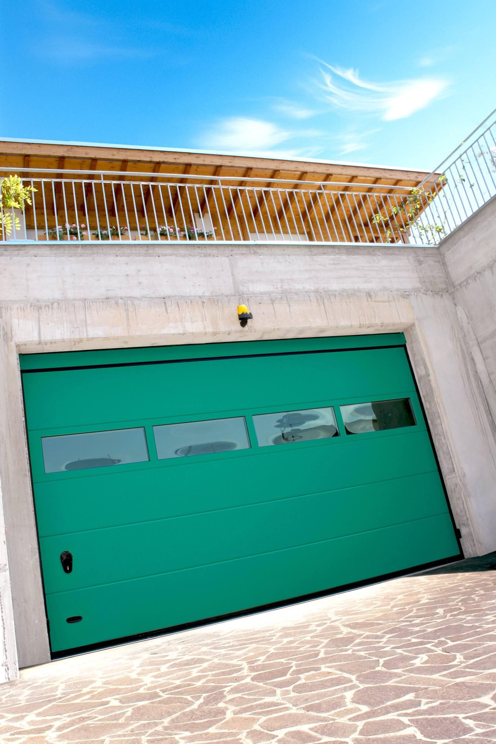 Portone sezionale residenziale PRS RL42